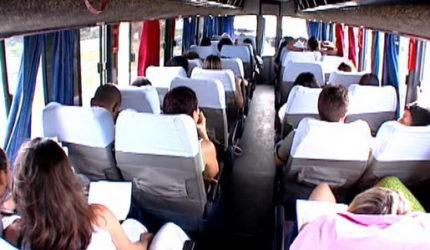 Divulga a lista de chamada de excedentes do Cartão Transporte Universitário