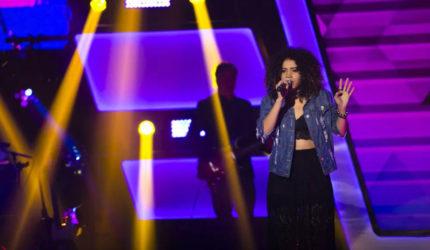 Maranhense Sara Meireles conquista vaga no The Voice Brasil