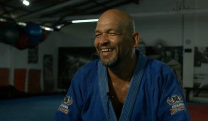 Conheça James Adler, o lutador que venceu o Rei Zulu nos anos 1990