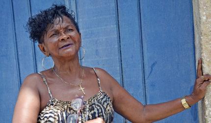 Ex-prostituta vira militante de causas feministas