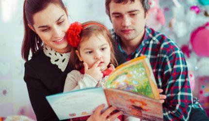 Pais devem tornar a leitura um hábito na vida dos pequenos