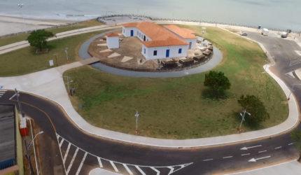 Forte Santo Antônio é revitalizado e vira museu