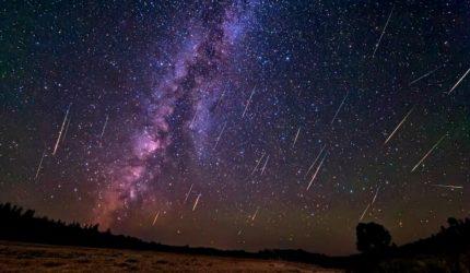 Chuva de meteoros será vista do Maranhão nesta madrugada