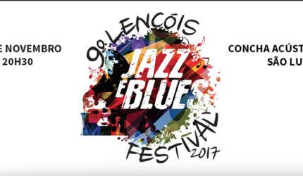 Lençóis Jazz e Blues Festival chega em São Luís