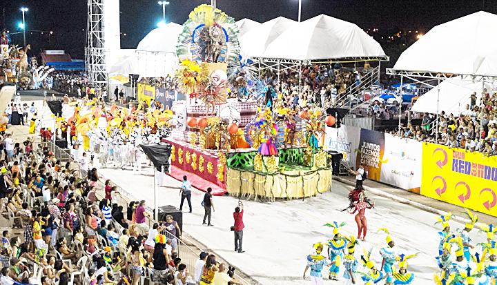 Definidos os desfiles para o Carnaval 2018 | O Imparcial