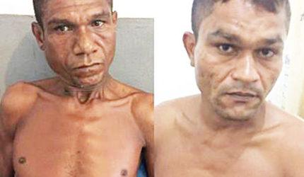 Dois são acusados de estuprar as filhas