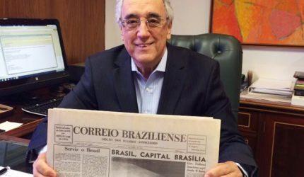 Morre Evaristo de Oliveira, vice-presidente do Correio Braziliense
