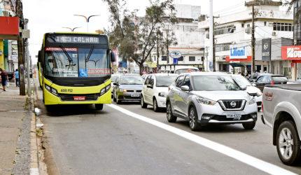 Câmara aprova flexibilidade na faixa exclusiva para ônibus