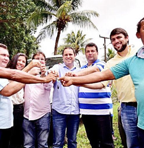 Agricultura reforçada na zona rural de São Luís
