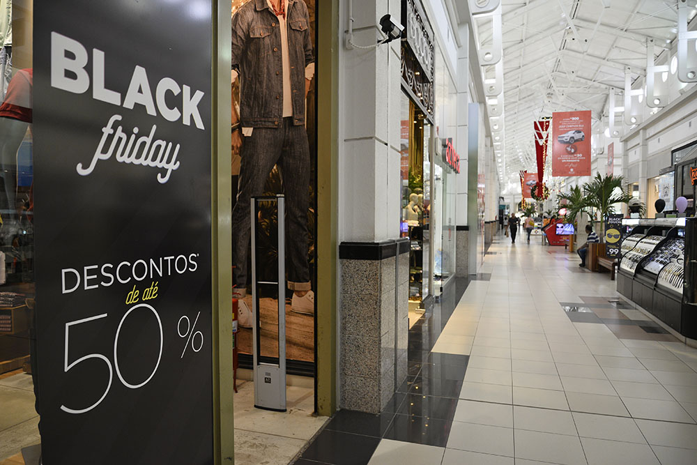 Polo Shopping Indaiatuba realiza Black Weekend de 24 a 26 de novembro