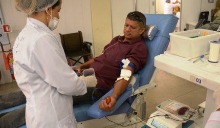 Semana de Doação Voluntária de Sangue do Hemomar começa segunda-feira