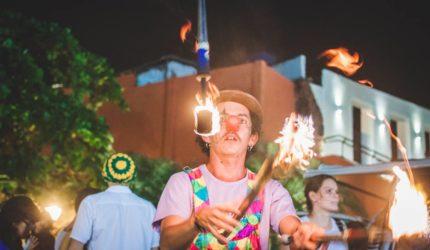 Projeto leva arte do circo para São Luís e Raposa