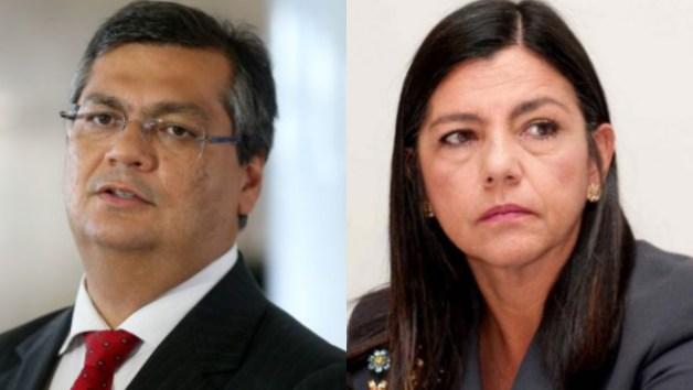 """Espero que ela dispute eleição para o governo"""", diz Dino sobre ..."""