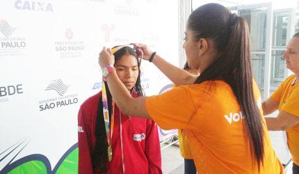 Maranhão fatura cinco medalhas na Paralimpíadas Escolares 2017
