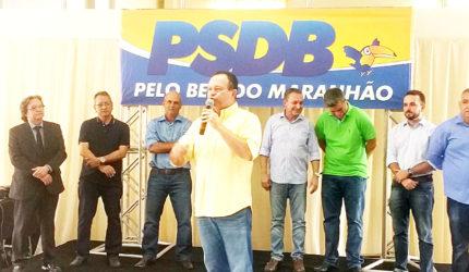 Lideranças ficam em silêncio sobre a atual situação do PSDB