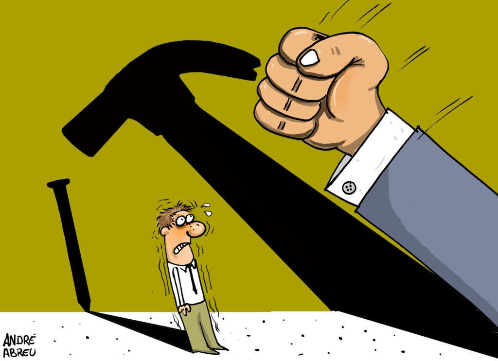 Resultado de imagem para assédio moral no trabalho