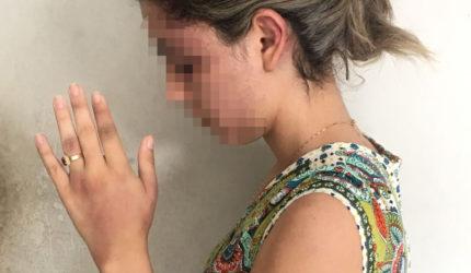 Após 10 dias da agressão, Ludmila Rosa desabafa