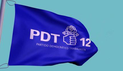 Convenção do PDT ocorrerá em dezembro