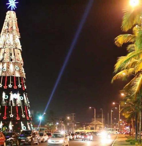 Veja a programação de Natal de São Luís