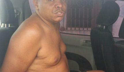 Suspeito de matar a ex-mulher a facadas é preso pela polícia