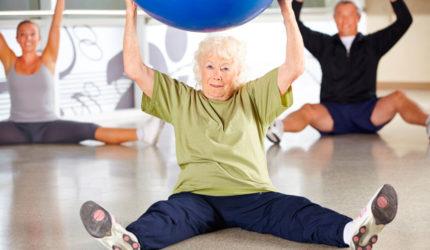 5 Benefícios do Pilates para Idosos