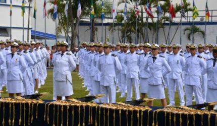 Marinha abre inscrições para oficiais temporários
