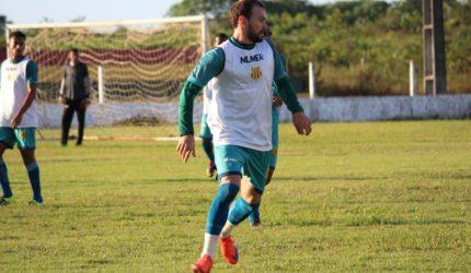 Sampaio viaja para enfrentar o Ceará pela Copa do Nordeste