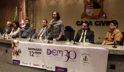Delegacia Especial da Mulher completa 30 anos
