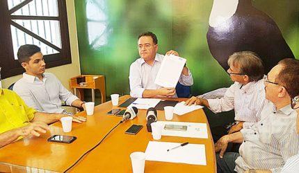 Roberto Rocha assume presidência do PSDB no MA