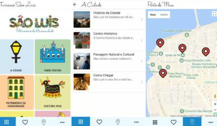 Aplicativo ajuda turistas a explorar belezas de São Luís