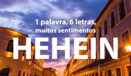 Hehein: a expressão mais completa do maranhês