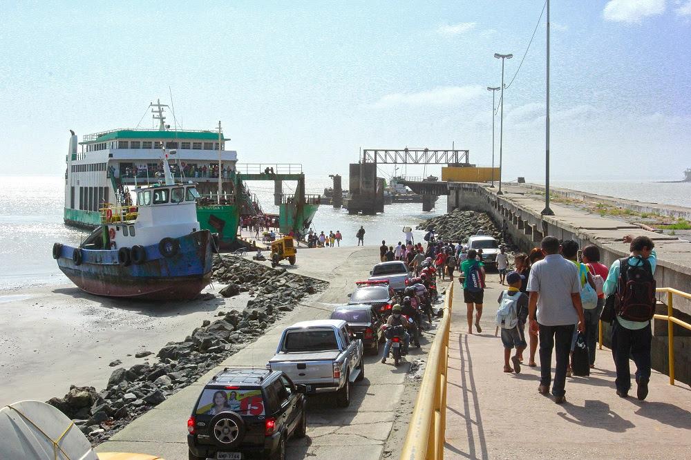 Resultado de imagem para ferry boat terá viagens extras