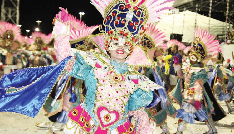 carnaval passarela do samba sao luis
