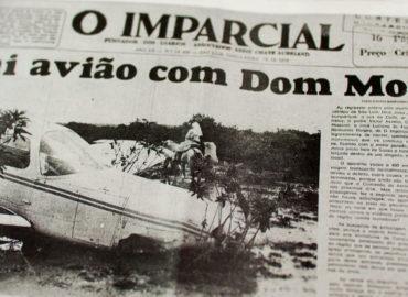 jornal antigo acidente aviao maranhao