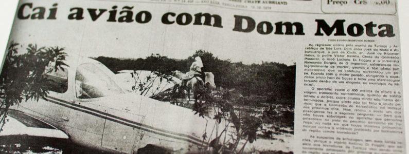 O dia em que um avião sabotado caiu no Maranhão
