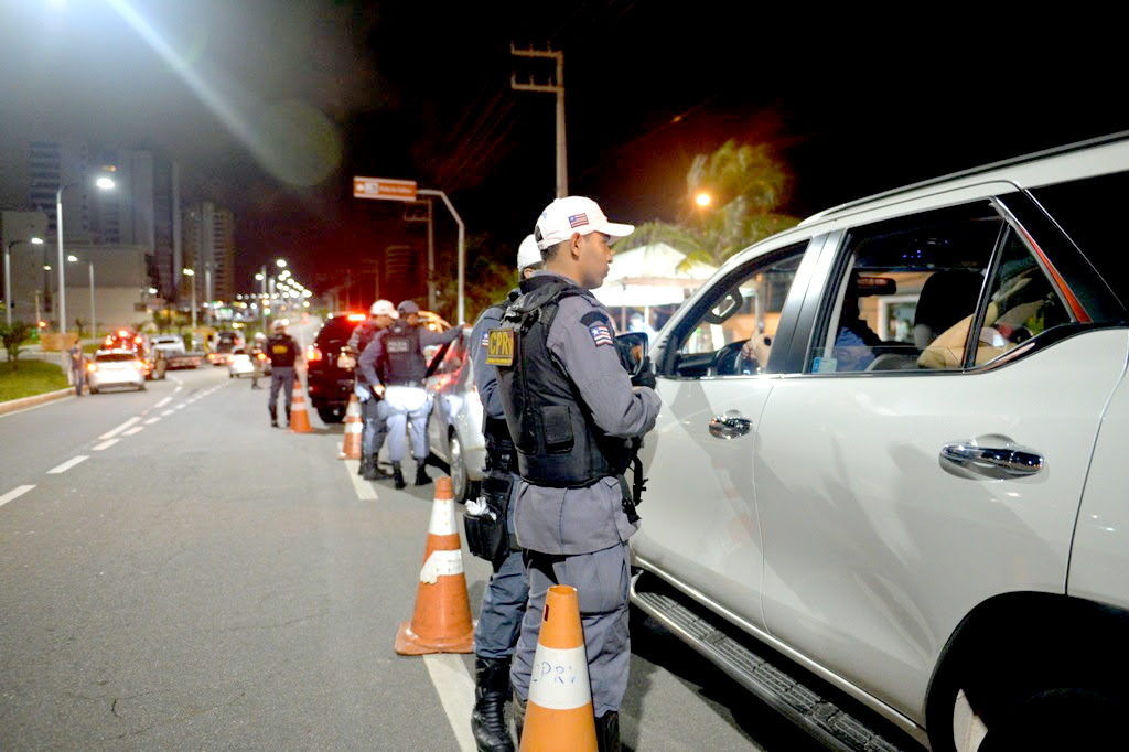 Lei Seca Alagoas participa de operação simultânea em todo país