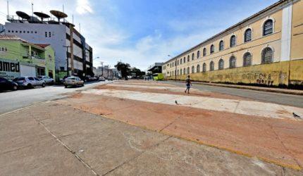 Saiba as alterações em paradas de ônibus na Praça Deodoro