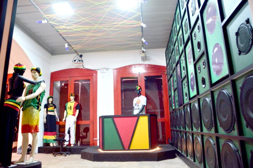 Resultado de imagem para museu do reggae