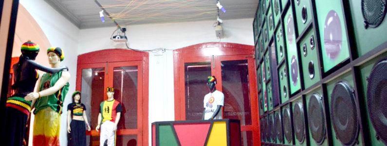 O primeiro museu do reggae fora da Jamaica está em São Luís
