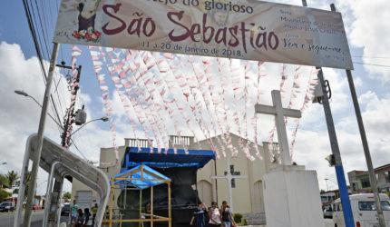 Sábado de celebrações a São Sebastião