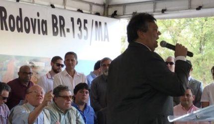 """Duplicação da BR é inaugurada com """"troca de farpas"""""""