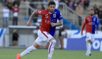 Diretoria do Sampaio confirma que Felipe Alves desistiu de jogar no time