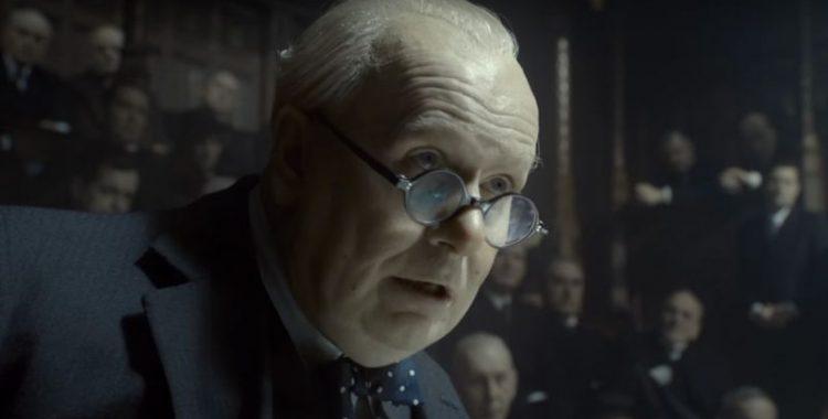 'O destino de uma nação' conta a história de Winston Churchill