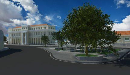 Área em torno da antiga REFFSA será revitalizada