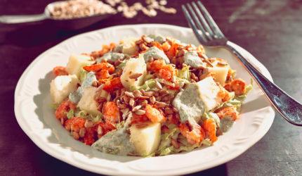 3 Saladas Low Carb para você fazer em casa