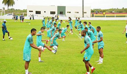 Sampaio se prepara para Copa Nordeste