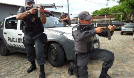 1.000 vagas estão abertas na Polícia Militar