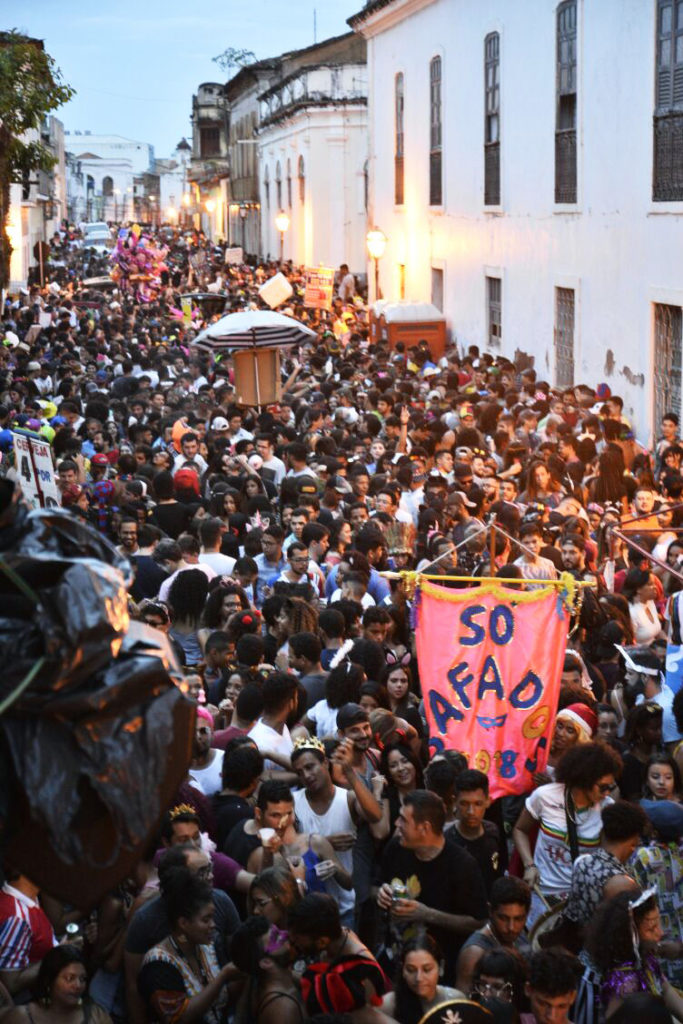 carnaval 2018 sao luis so safados
