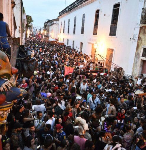 Assédio sexual em blocos do Pré-Carnaval de São Luís preocupa foliãs