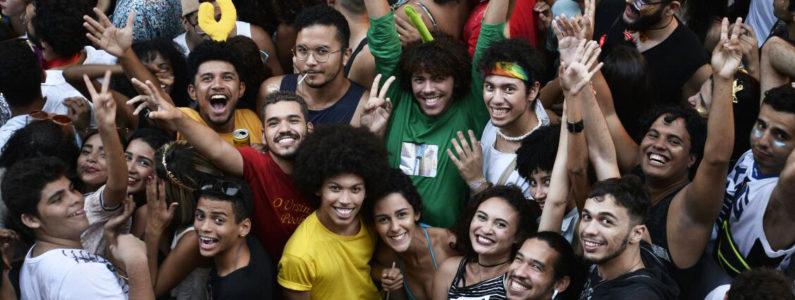 Galeria: Pré-Carnaval agita Centro Histórico de São Luís